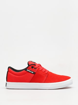 Buty Supra Stacks II Vulc (risk red white)