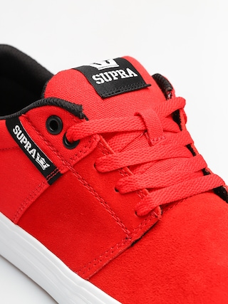 Buty Supra Stacks II Vulc (risk red white)