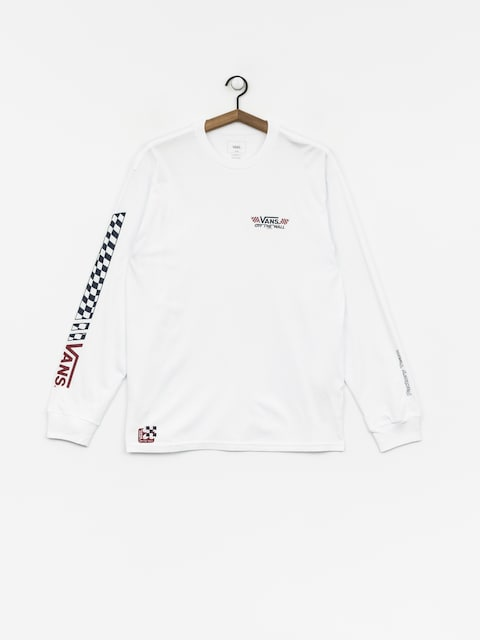 Longsleeve Vans Crossed Sticks (white)