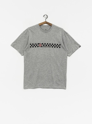 T-shirt Vans X Independent Checkerboard (athletic heather)