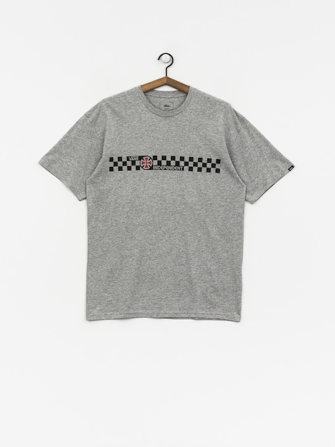T-shirt Vans X Indy Checkerboard (athletic heather)