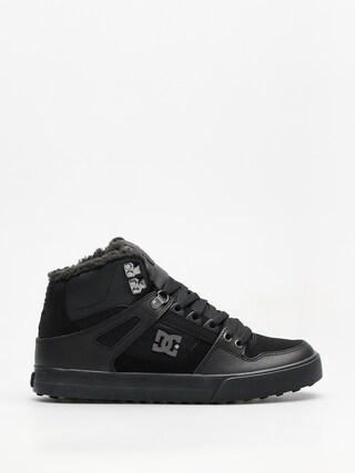 Buty zimowe DC Pure Ht Wc Wnt (black/black/black)