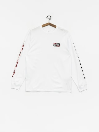 Longsleeve Vans X Indy Checkerboard (white)