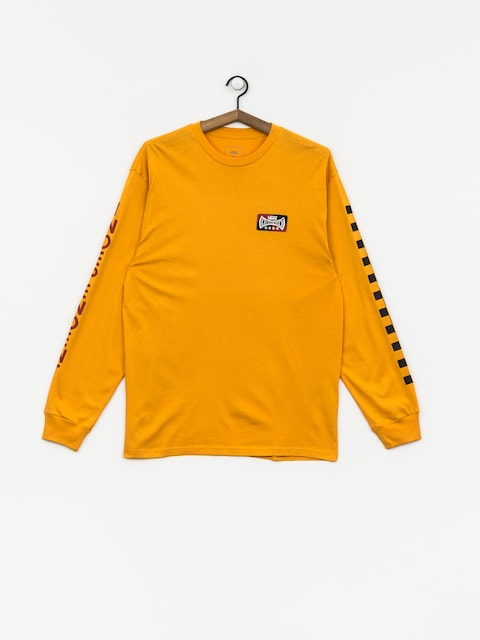 Longsleeve Vans X Indy Checkerboard (sunflower)