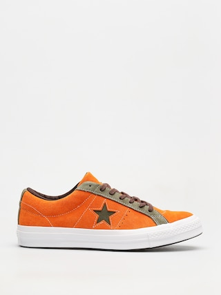 Trampki Converse One Star Ox (bold mandarin/field surplus)
