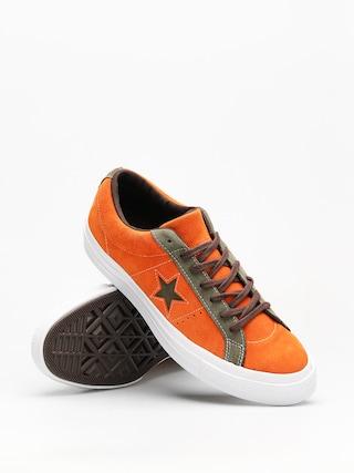 Trampki Converse One Star Ox (bold mandarin/field surplus)