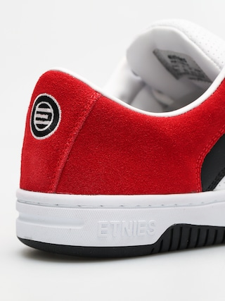 Buty Etnies Senix Lo (red/white/black)