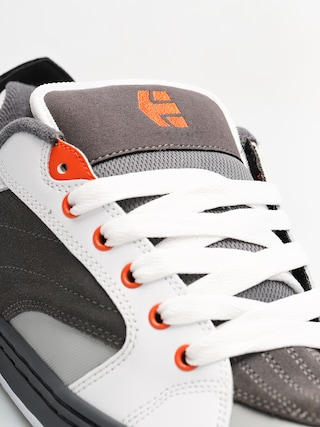 Buty Etnies Czar (grey/white/orange)