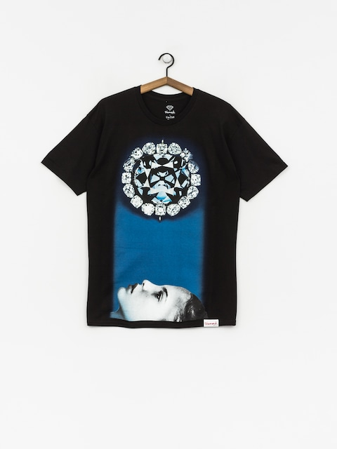T-shirt Diamond Supply Co. Face Down