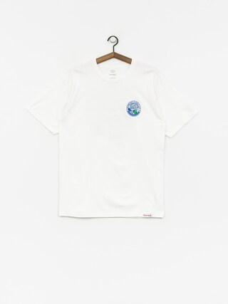 T-shirt Diamond Supply Co. Stampede (white)