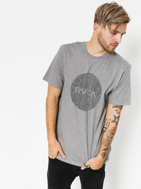 T-shirt RVCA Rvca Motors Standard (athletic heather)