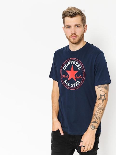 T-shirt Converse Chuck Patch (obsidian)