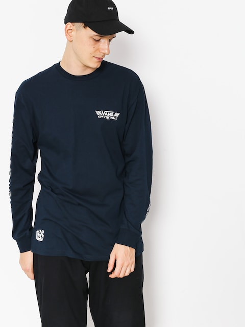 Longsleeve Vans Crossed Sticks (navy)