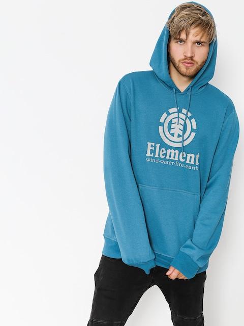 Bluza z kapturem Element Vertical HD (blue steel)