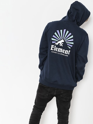 Bluza z kapturem Element Rising HD (eclipse navy)