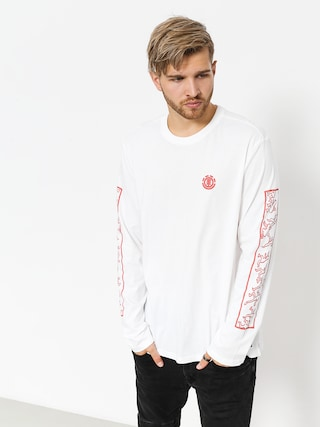 Longsleeve Element Kh Jump (optic white)