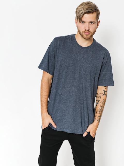 T-shirt Element Basic Pocket Cr (indigo heather)