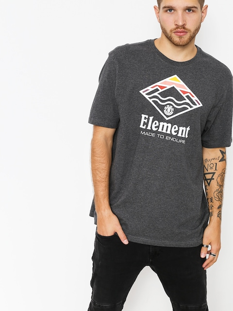 T-shirt Element Layer (charcoal heather)
