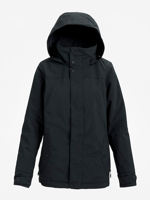 Kurtka snowboardowa Burton Jet Set Wmn (true black heather)