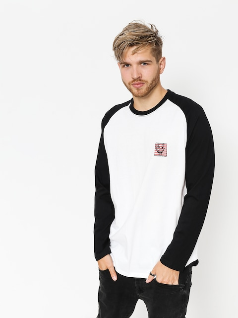 Longsleeve Element Kh Raglan (flint black)