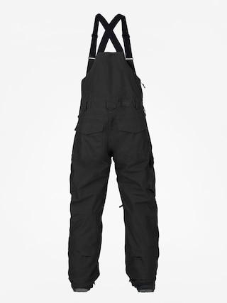 Spodnie snowboardowe Burton Reserve Bib (true black)
