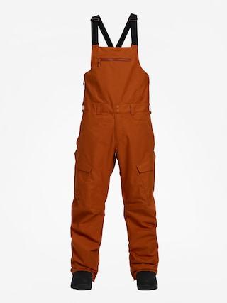 Spodnie snowboardowe Burton Reserve Bib (adobe)