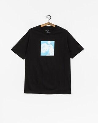 T-shirt Primitive Blue Rose (black)