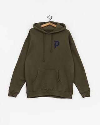 Bluza z kapturem Primitive Dirty P HD (military green)