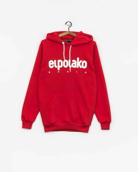 Bluza z kapturem El Polako Classic HD (red)