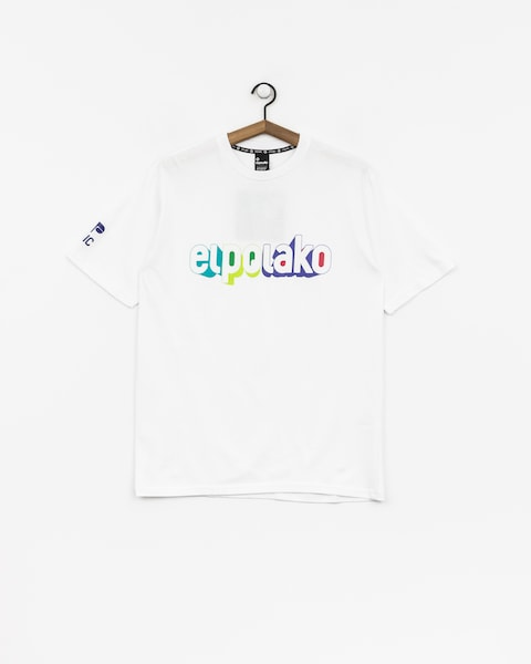 T-shirt El Polako 3D (white)