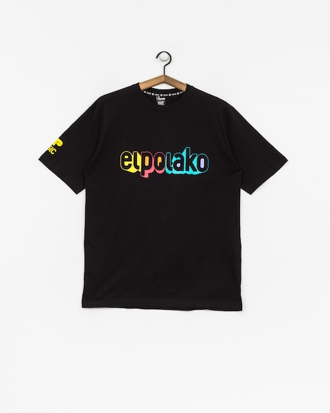 T-shirt El Polako 3D (black)