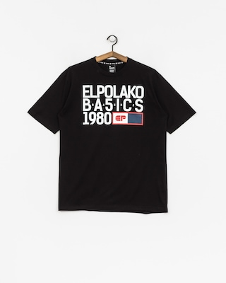 T-shirt El Polako Ep Basic (black)