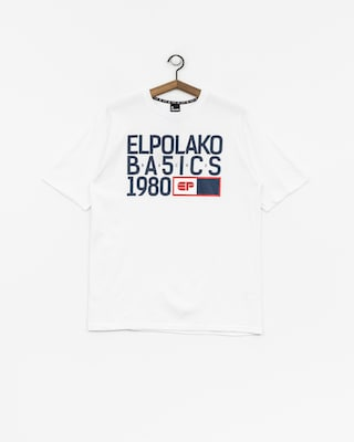 T-shirt El Polako Ep Basic (white)