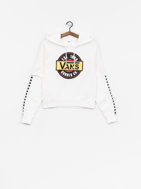 Bluza z kapturem Vans Chromo Twofer HD Wmn (white)