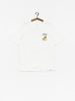 T-shirt Diamond Supply Co. Bulldogs (white)