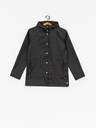 Kurtka Herschel Supply Co. Rainwear Classic Wmn (black)