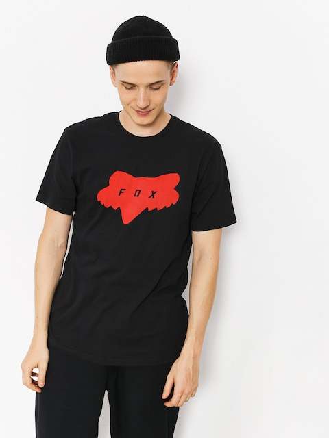 T-shirt Fox Traded (blk/gry)