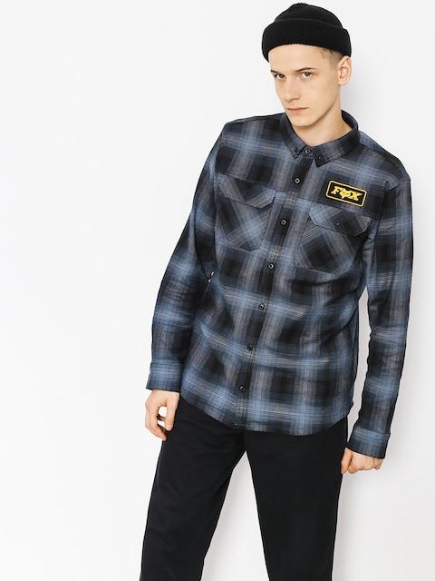 Koszula Fox Gorman Overshirt 2 0 (nvy)