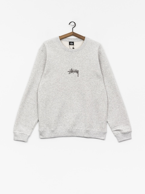 Bluza Stussy Stock App (grey heather)