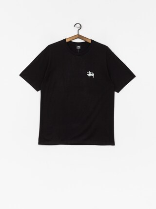 T-shirt Stussy Basic Stussy (black)