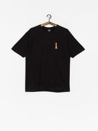 T-shirt Stussy Raggamon (black)