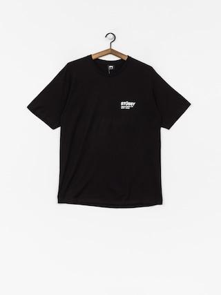 T-shirt Stussy Surf & Sport (black)