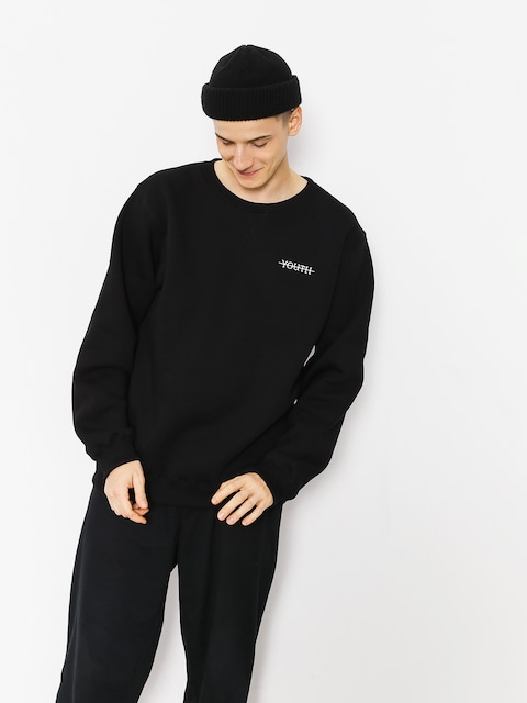 Bluza Youth Skateboards Crewneck Youth Logo (black)