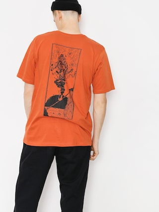 T-shirt Youth Skateboards Bateleur (orange)