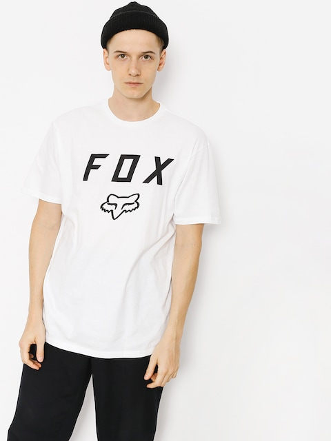 T-shirt Fox Legacy Moth (opt wht)
