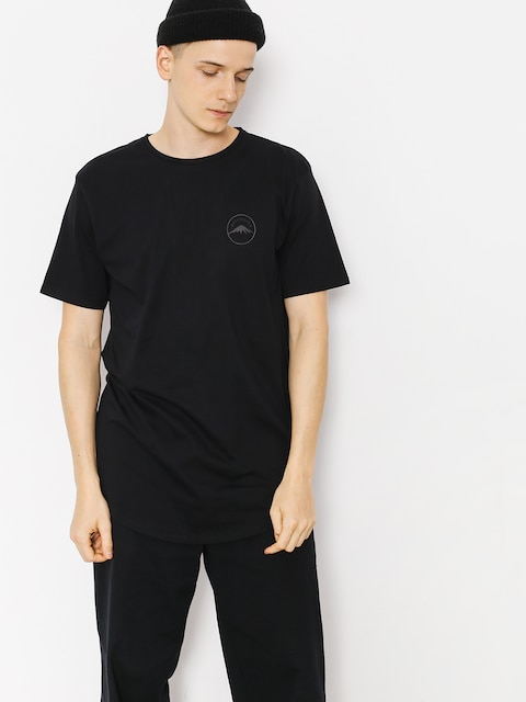 T-shirt Quiksilver Quik And Co (black)