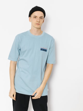 T-shirt Quiksilver Original Vortex (aquatic)