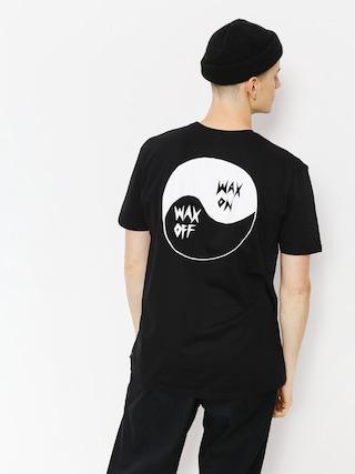 T-shirt Quiksilver Good Badss (black)