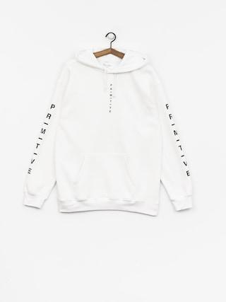 Bluza z kapturem Primitive Moods HD (white)