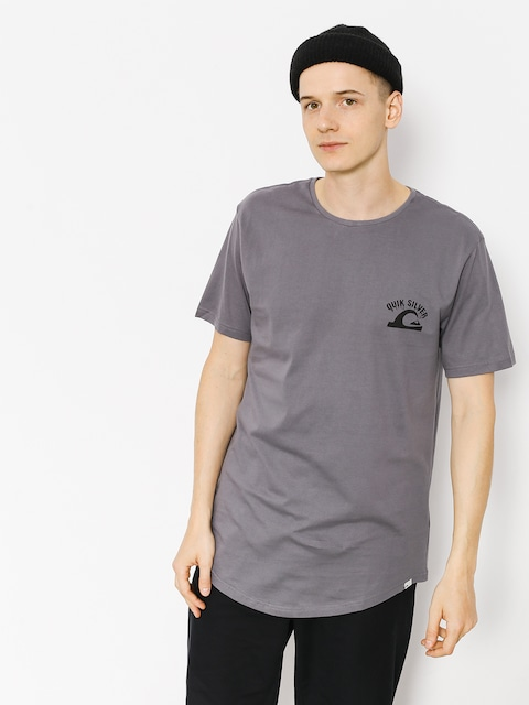 T-shirt Quiksilver Lonely Frustrat (quiet shade)